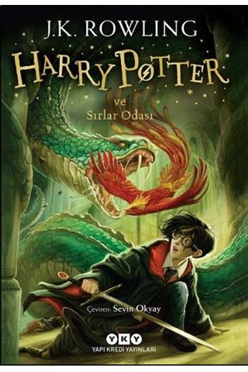 Harry Potter ve Sirlar Odasi 2.Kitap Yapi Kredi Yayinlari