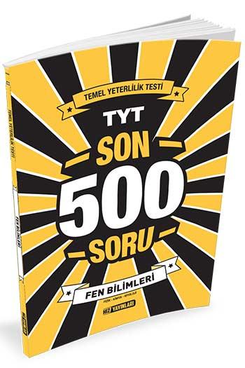 Hiz Yayinlari TYT Fen Bilimleri Son 500 Soru