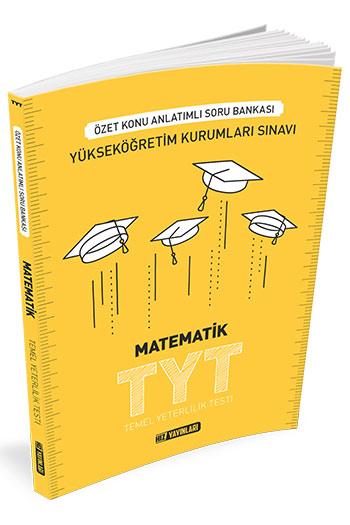Hiz Yayinlari YKS TYT Matematik Özet Konu Anlatimli Soru Bankasi