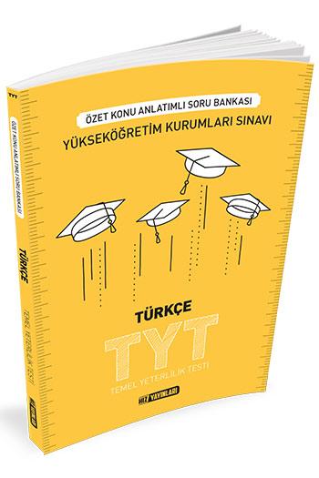 Hiz Yayinlari YKS TYT Türkçe Özet Konu Anlatimli Soru Bankasi
