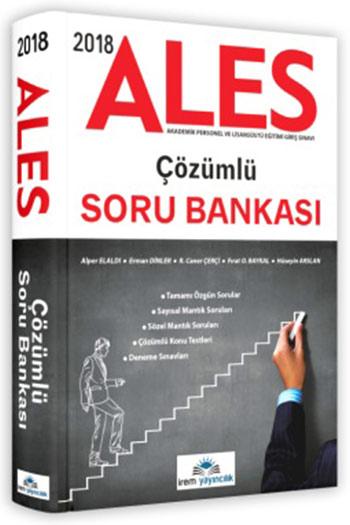 Irem Yayincilik 2018 ALES Çözümlü Soru Bankasi