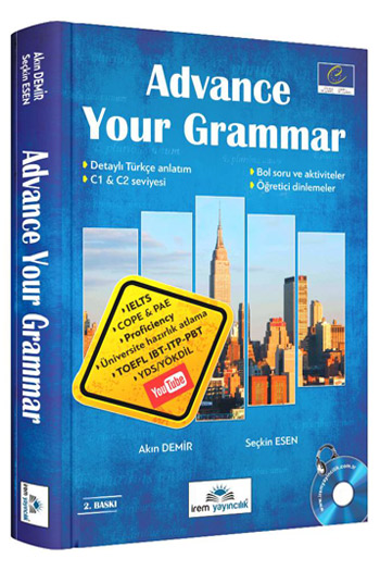Irem Yayincilik Advance Your Grammar