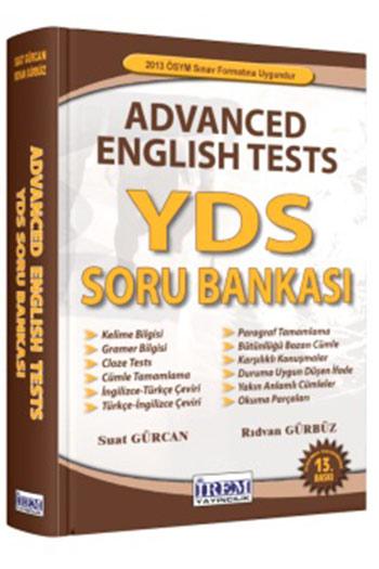 Irem Yayincilik Advanced English Test YDS Soru Bankasi