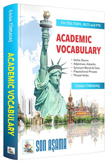 Irem Yayincilik Akademic Vocabulary For YDS TOEFL IELTS and PTE