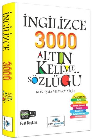 Irem Yayincilik Ingilizce 3000 Altin Kelime Sözlügü