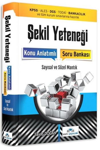 Irem Yayincilik Sekil Yetenegi Konu Anlatimli Soru Bankasi