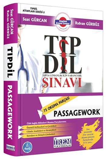 Irem Yayincilik Tip Dil Sinavi Passagework Soru Bankasi