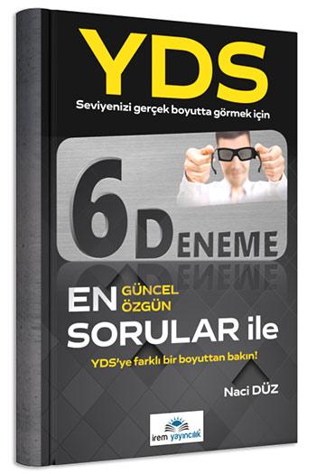 Irem Yayincilik YDS 6 Deneme Sinavi