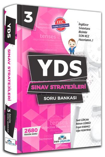Irem Yayincilik YDS Sinav Stratejileri Özgün Soru Bankasi