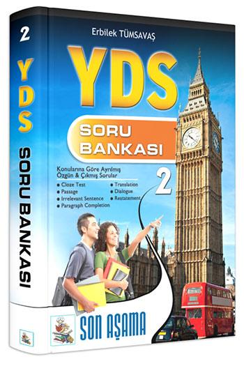 Irem Yayincilik YDS Soru Bankasi 2 Son Asama