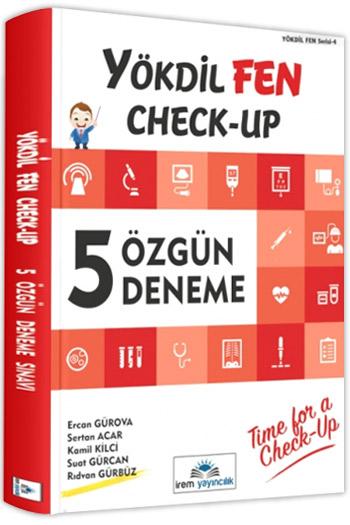 Irem Yayincilik YÖKDIL Fen Check-Up 5 Özgün Deneme Sinavi