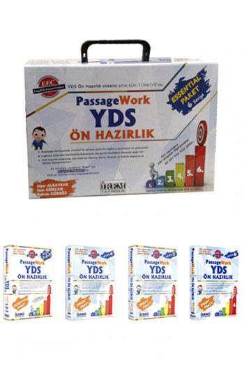 Irem Yayinlari Passagework YDS Ön Hazirlik Essential Paket (1,2,3,4,5,6)