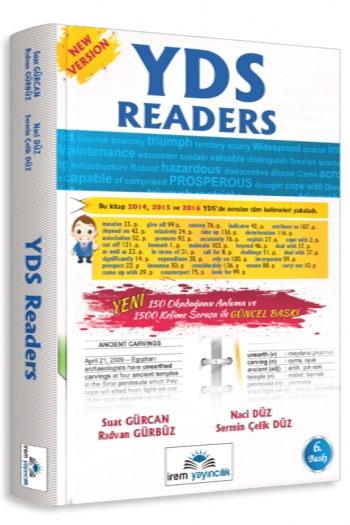 Irem Yayincilik YDS Readers