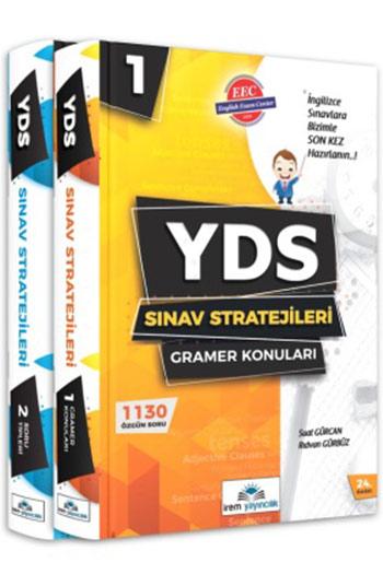 Irem Yayincilik YDS Sinav Stratejileri Konu Anlatimli