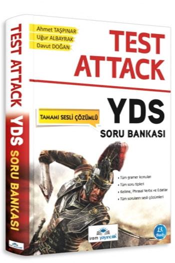 Irem Yayincilik YDS Test Attack Soru Bankasi