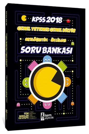 Isem Yayincilik 2018 KPSS Ortaögretim Ön Lisans Tamami Çözümlü Soru Bankasi Tek Kitap