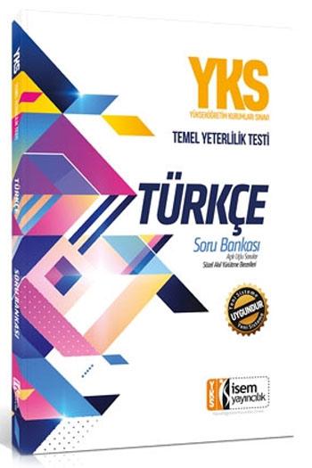 Isem Yayincilik YKS TYT Türkçe Soru Bankasi