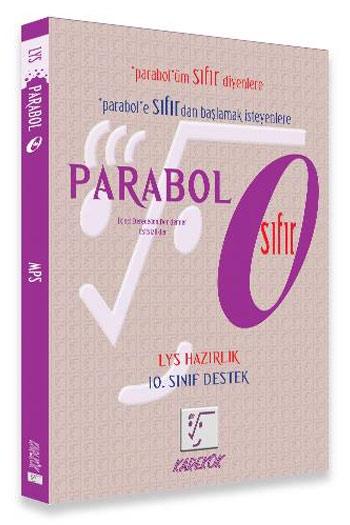 Karekök Yayinlari Parabol Sifir
