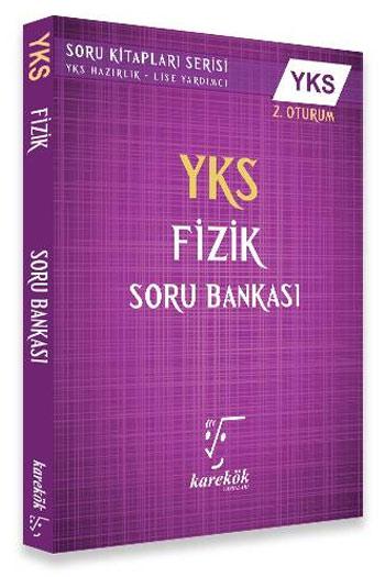Karekök Yayinlari YKS 2. Oturum Fizik Soru Bankasi