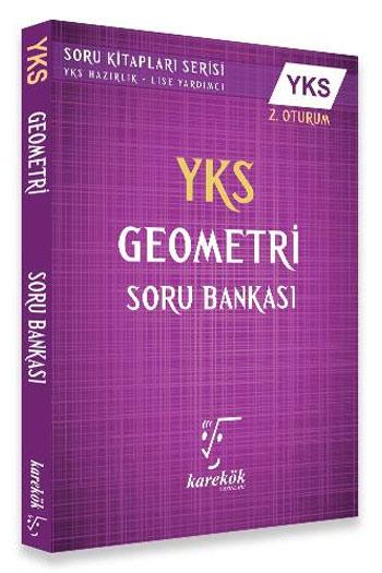 Karekök Yayinlari YKS 2. Oturum Geometri Soru Bankasi