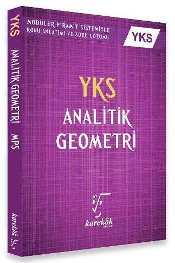 Karekök Yayinlari YKS Analitik Geometri Konu Anlatimi