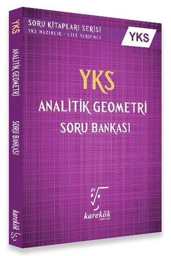 Karekök Yayinlari YKS Analitik Geometri Soru Bankasi