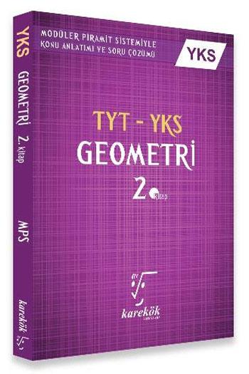 Karekök Yayinlari YKS TYT Geometri Konu Anlatimi 2. Kitap
