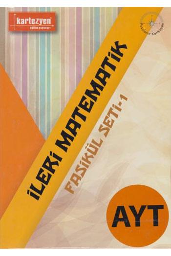 Kartezyen Yayinlari AYT Ileri Matematik Fasikül Seti-1