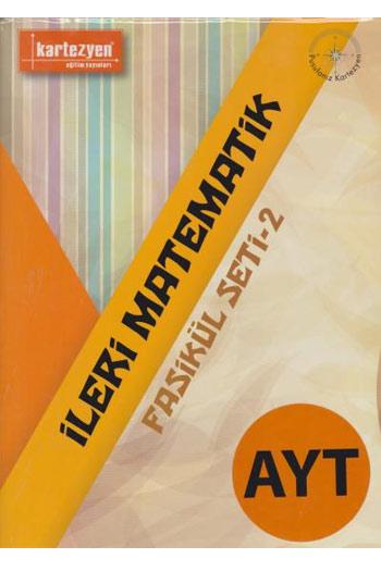 Kartezyen Yayinlari AYT Ileri Matematik Fasikül Seti-2