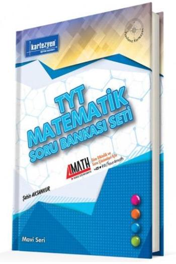 Kartezyen Yayinlari TYT Matematik Soru Bankasi Seti Mavi Seri