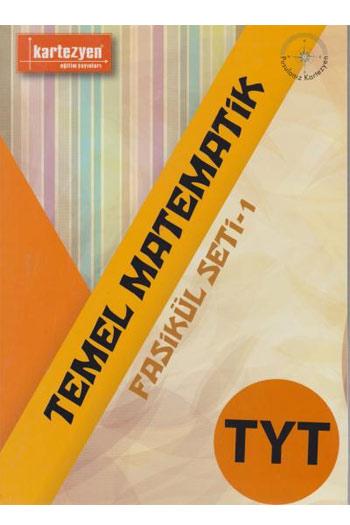 Kartezyen Yayinlari TYT Temel Matematik Fasikül Seti-1