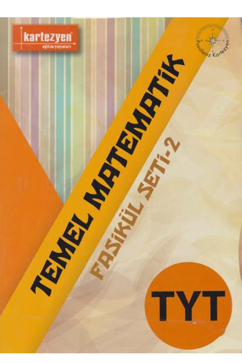 Kartezyen Yayinlari TYT Temel Matematik Fasikül Seti-2