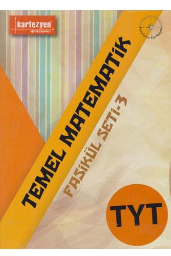 Kartezyen Yayinlari TYT Temel Matematik Fasikül Seti-3