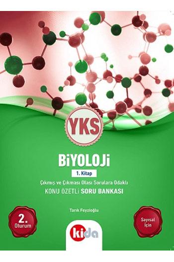 Kida Yayinlari YKS 2. Oturum Biyoloji Konu Özetli Soru Bankasi 1. Kitap