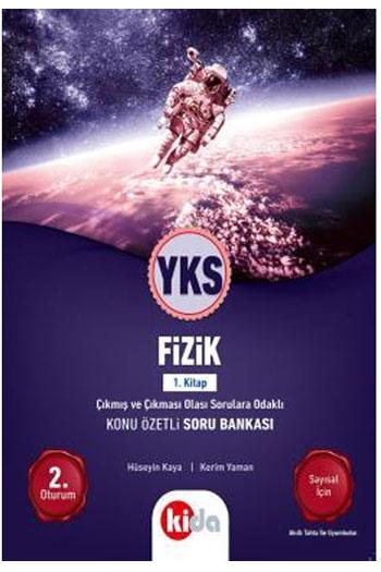Kida Yayinlari YKS 2. Oturum Fizik Konu Özetli Soru Bankasi 1. Kitap