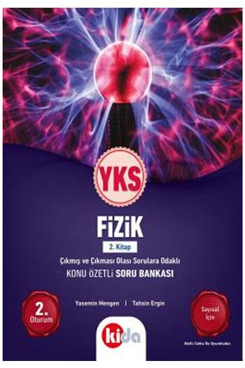 Kida Yayinlari YKS 2. Oturum Fizik Konu Özetli Soru Bankasi 2. Kitap