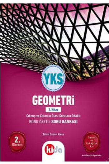 Kida Yayinlari YKS 2. Oturum Geometri Konu Özetli Soru Bankasi 2.Kitap