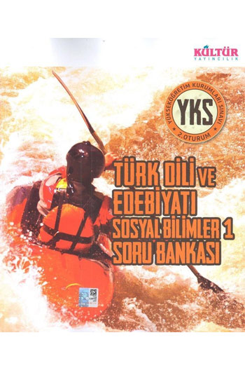 Kültür Yayincilik YKS 2. Oturum Türk Dili ve Edebiyati Sosyal Bilimler-1 Soru Bankasi
