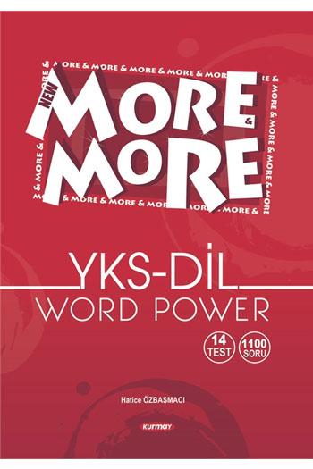 Kurmay ELT YKSDIL New More More Word Power