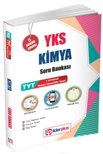 Lider Plus Yayinlari YKS 1.Oturum TYT Kimya Soru Bankasi