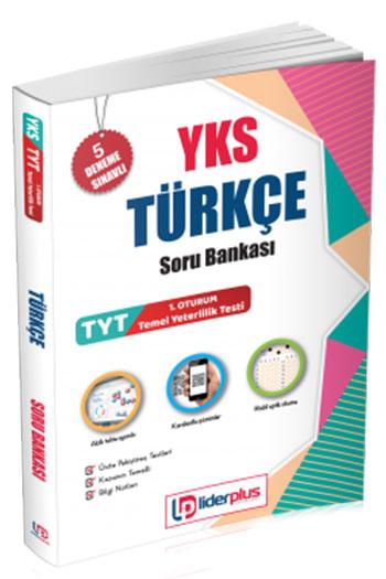 Lider Plus Yayinlari YKS 1.Oturum TYT Türkçe Soru Bankasi