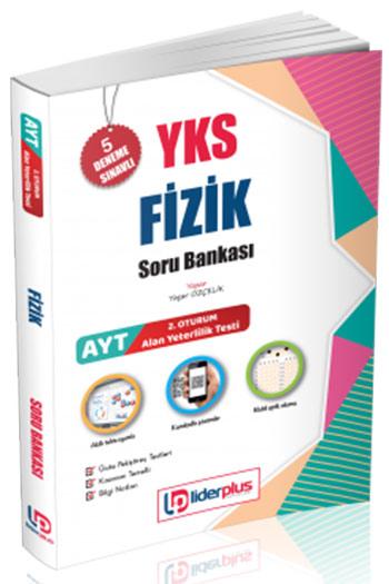 Lider Plus Yayinlari YKS 2. Oturum AYT Fizik Soru Bankasi