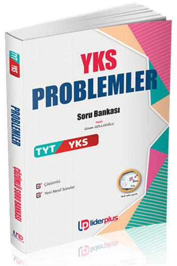 Lider Plus Yayinlari YKS TYT Problemler Soru Bankasi