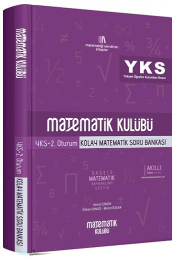 Matematik Kulübü YKS 2. Oturum Kolay Matematik Soru Bankasi