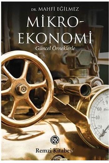 Mikro Ekonomi Güncel Örneklerle Remzi Kitabevi