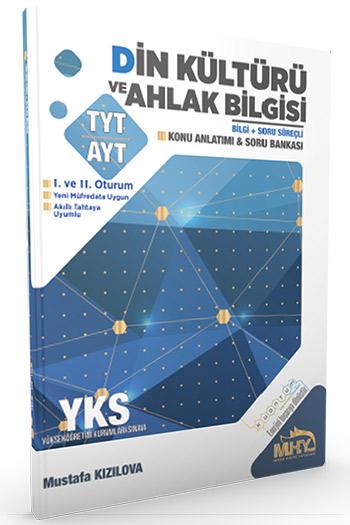 Mikro Hücre Yayinlari YKS 1. ve 2. Oturum TYT AYT Din Kültürü Bilgi Süreçli Konu Anlatimi Soru Bankasi