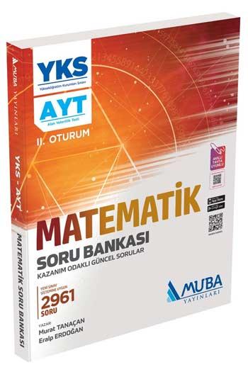 Muba Yayinlari YKS 2. Oturum AYT Matematik Soru Bankasi