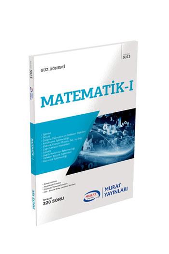 Murat Yayinlari 1. Sinif 1. Yariyil Matematik 1 Kod 5013