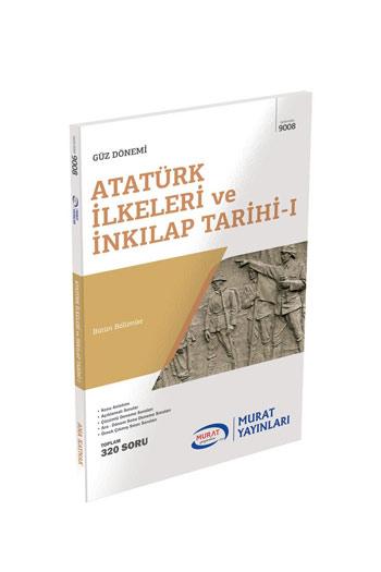 Murat Yayinlari 2. Sinif 3. Yariyil Atatürk Ilkeleri ve Inkilap Tarihi 1 Kod 9008