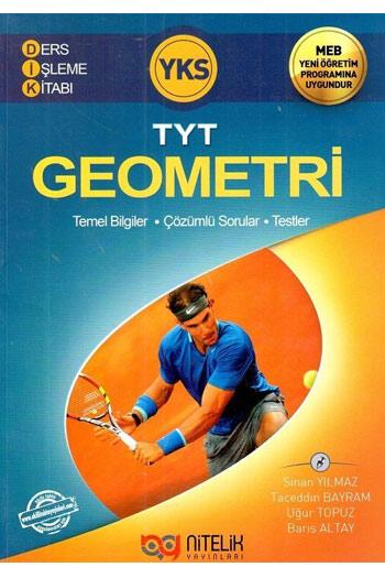 Nitelik Yayinlari YKS 1. Oturum TYT Geometri Ders Isleme Kitabi